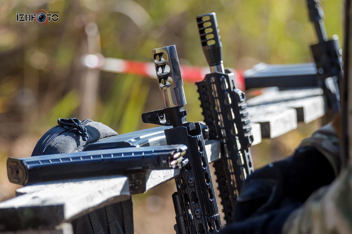 Снаряжение для практической стрельбы