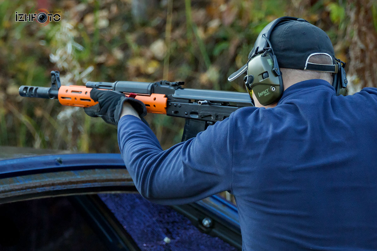 Карабины для практической стрельбы