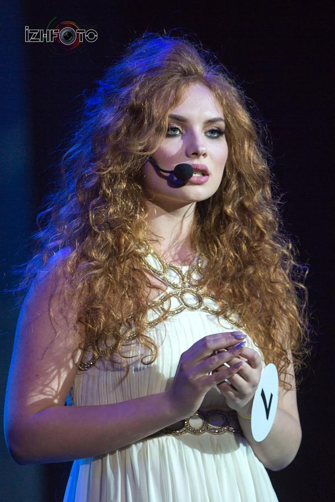 Мисс Русское радио в Ижевске