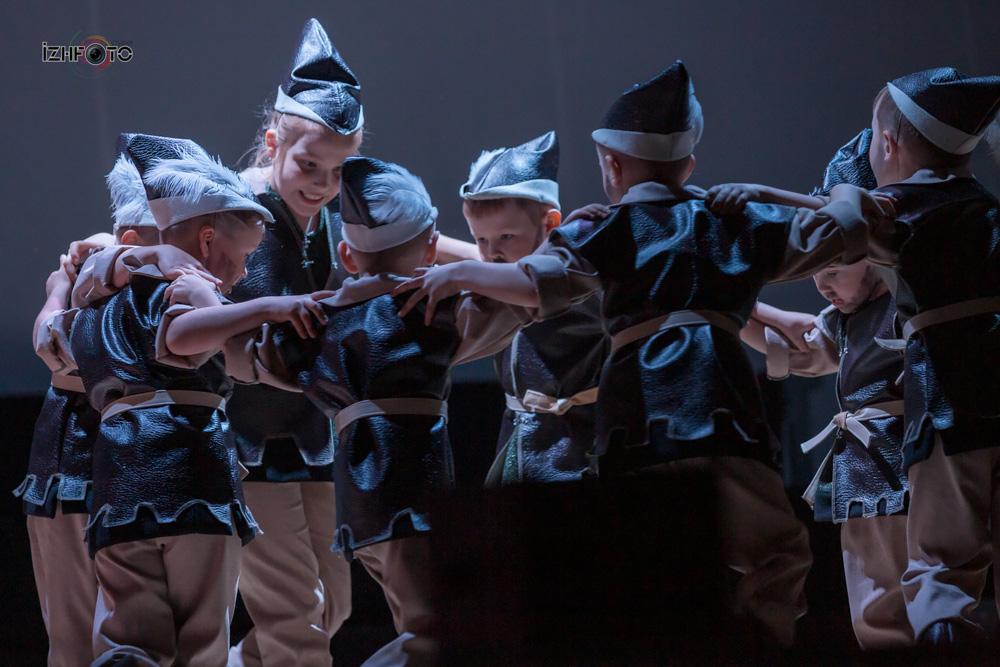 Театр танца Колибри Ижевск