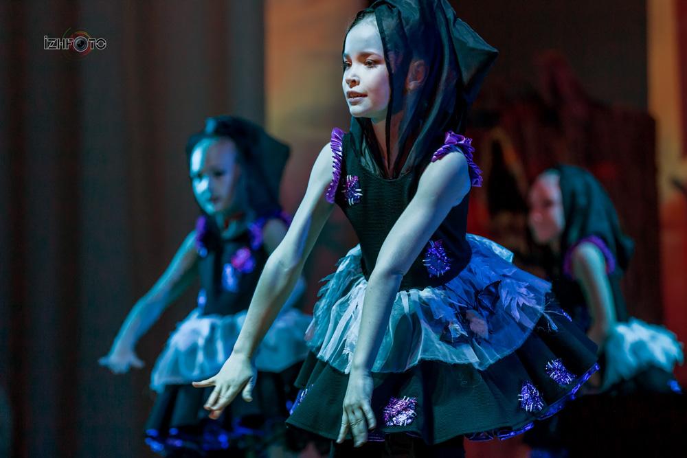 Танцевальные школы для детей в Ижевске