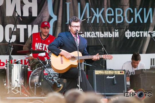 Музыкальный проект SODA Ижевск