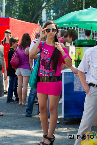 """Музыкальный марафон, фестиваль """"Теория относительности"""", Ижевск"""