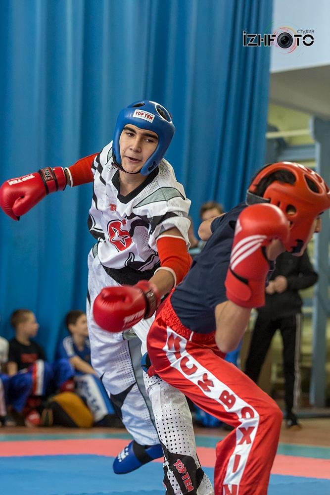 Клуб «Защита» Кикбоксинг Ижевск