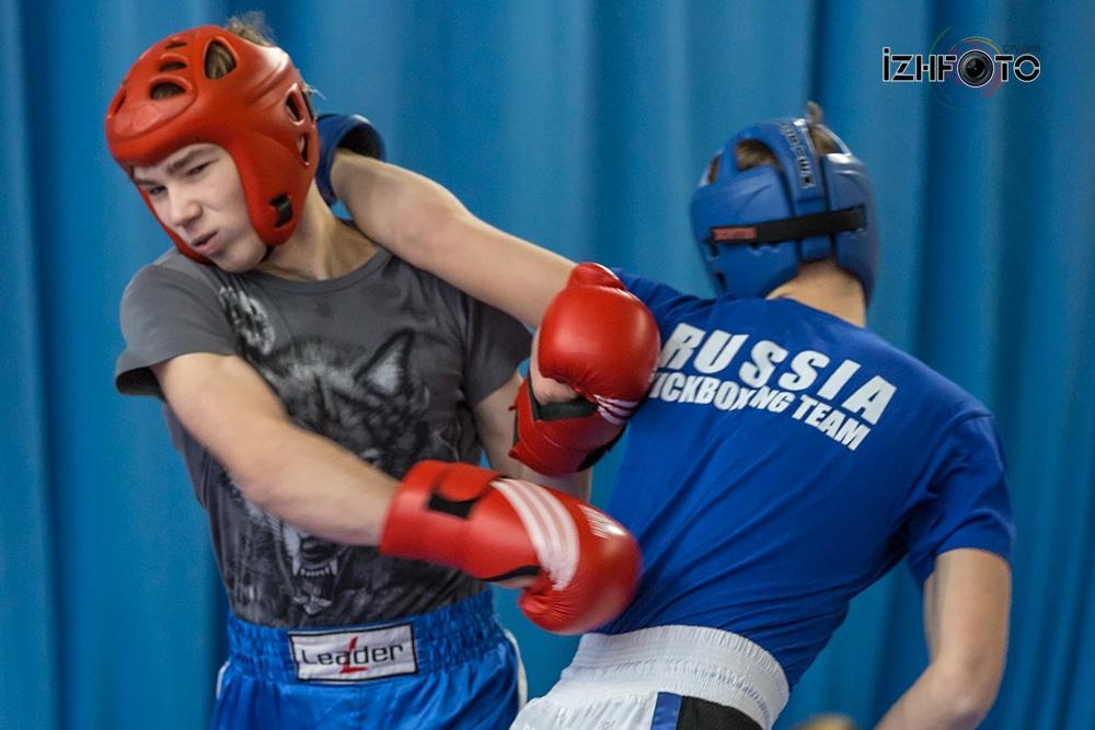 Чемпионат Удмуртии по кикбоксингу