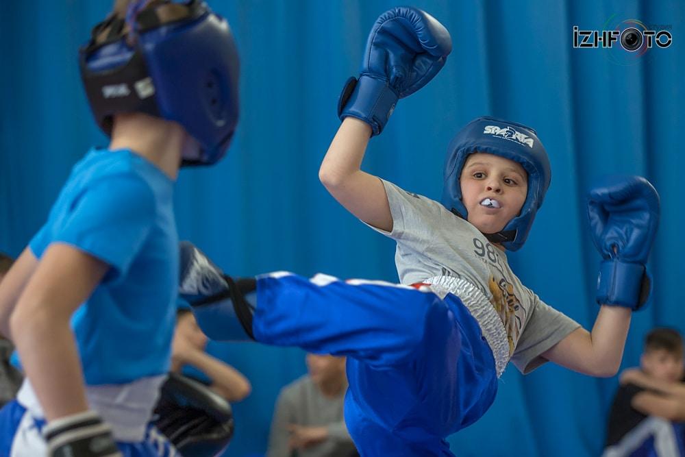 Спортивные единоборства Ижевск