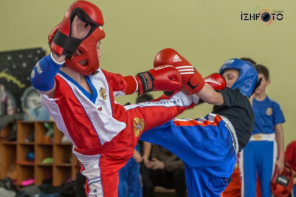 Клуб единоборства в Ижевске