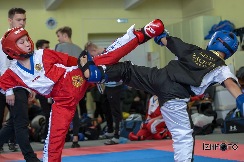 Спорт в Ижевске
