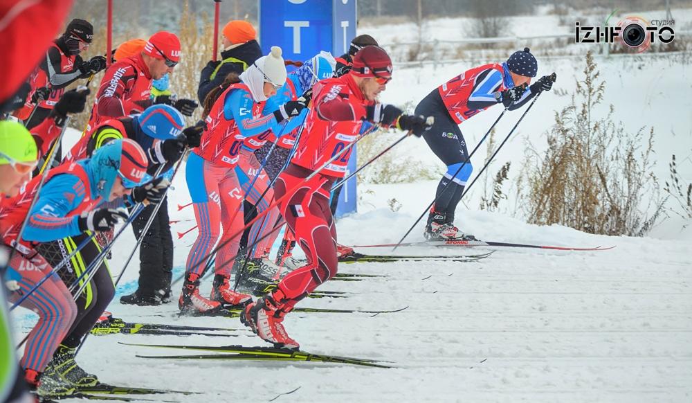 Лыжный марафон Ижевск 2017