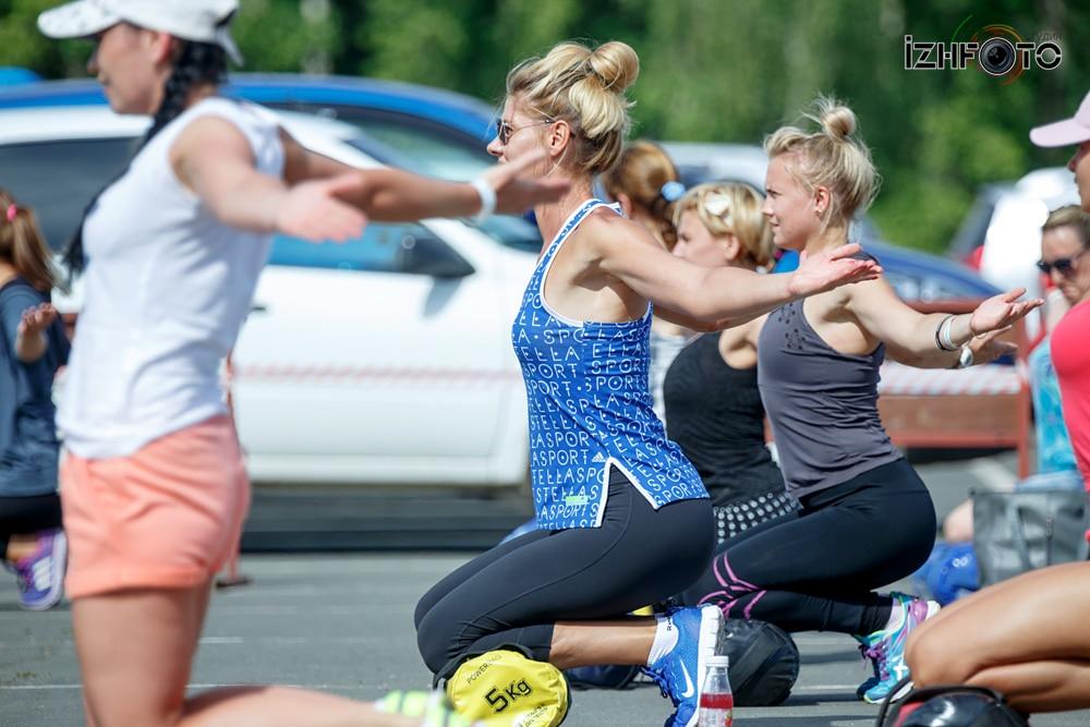 Fitness Summer Ижевск