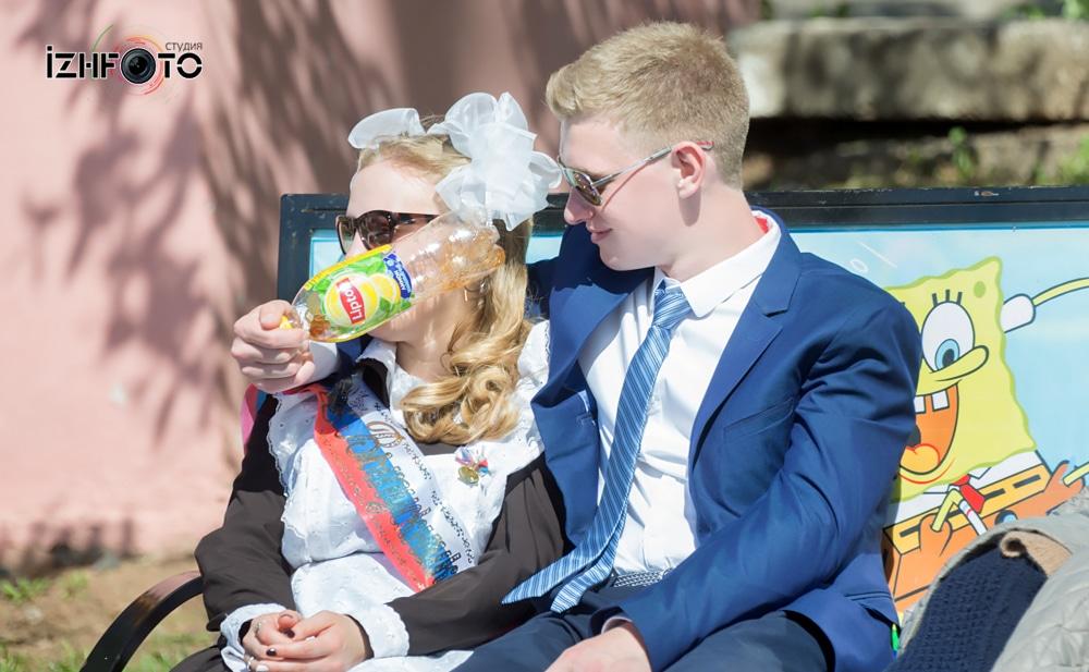 Школьники Ижевска