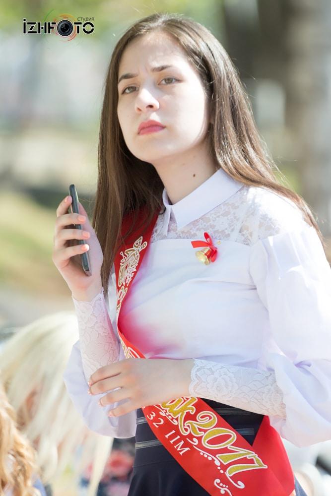 Последний звонок 2017 Ижевск Фото