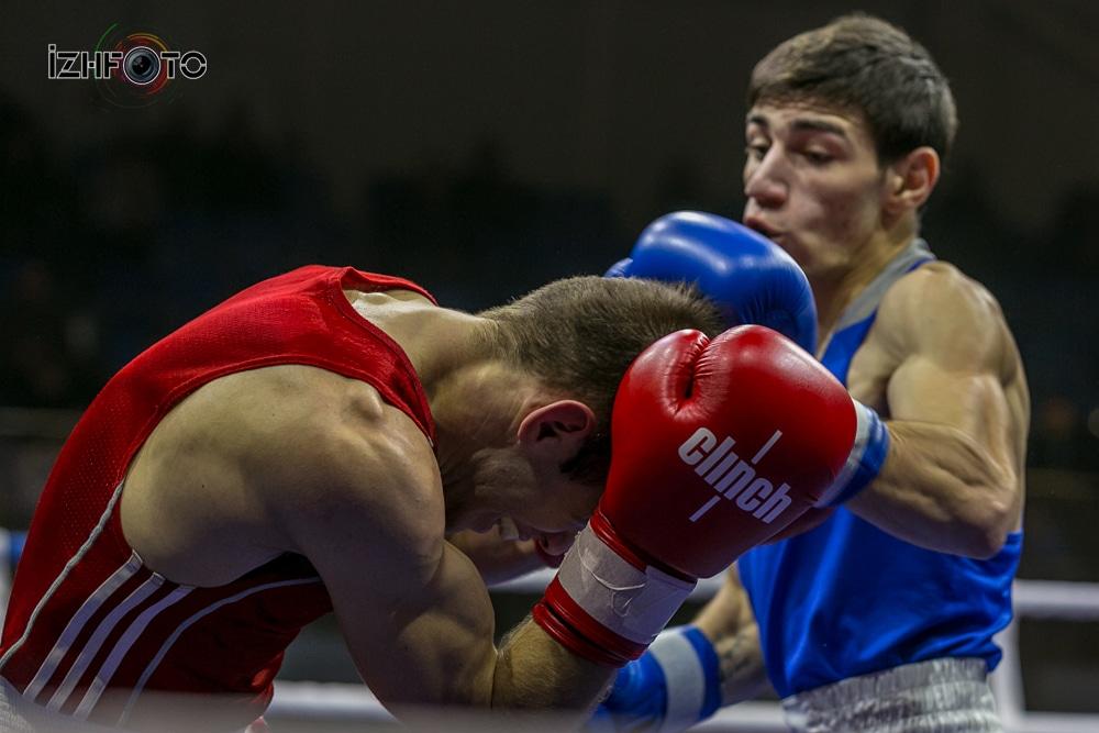 Фотографии с Кубка России по боксу в Ижевске