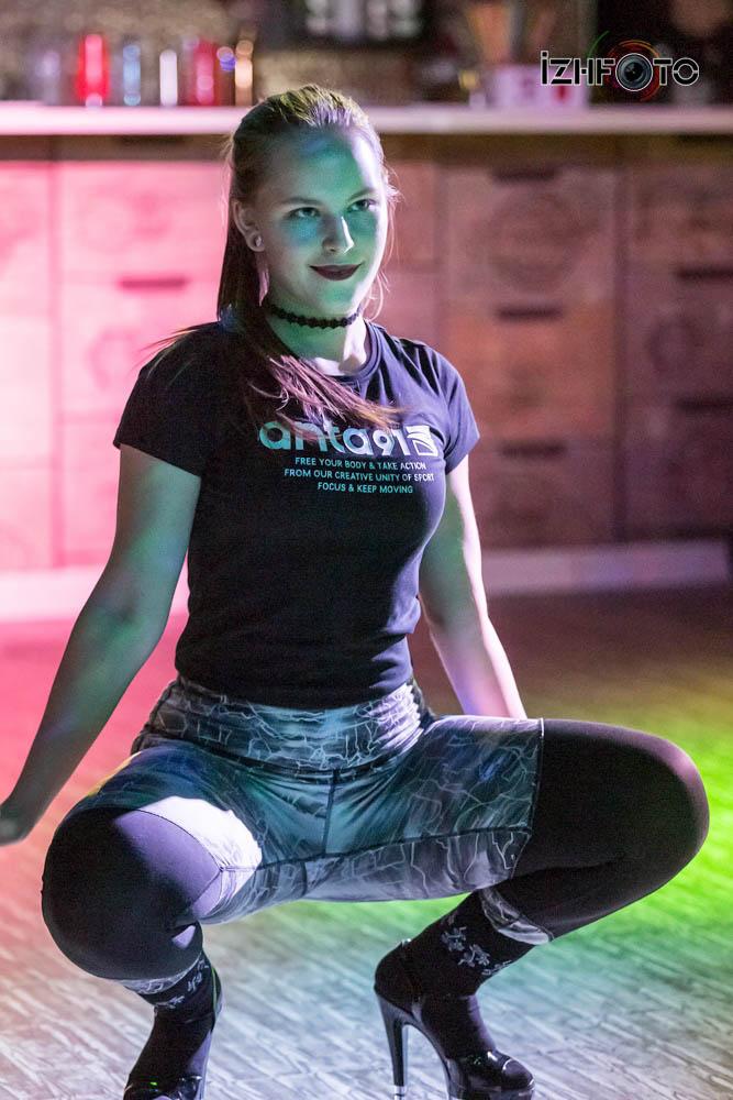 Выступления танцоров Ижевска на конкурсе