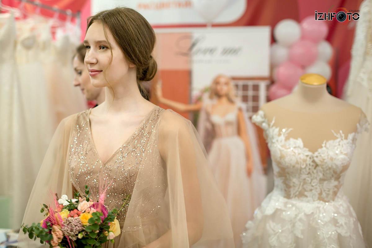 Фото со свадебной выставки