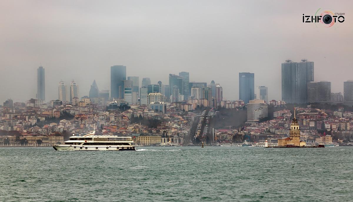 Стамбул Азия Фото