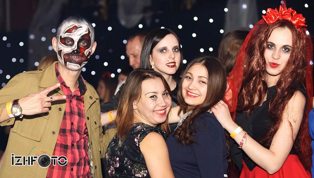 Хэллоуин в Ижевске Фото