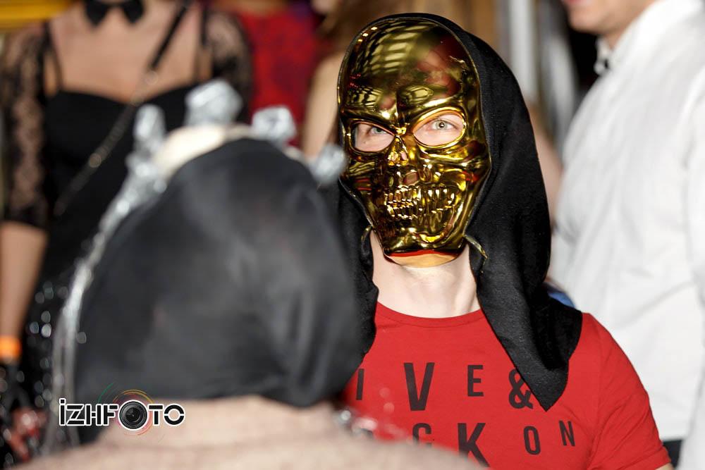 Хэллоуин в Резиденции Ижевск