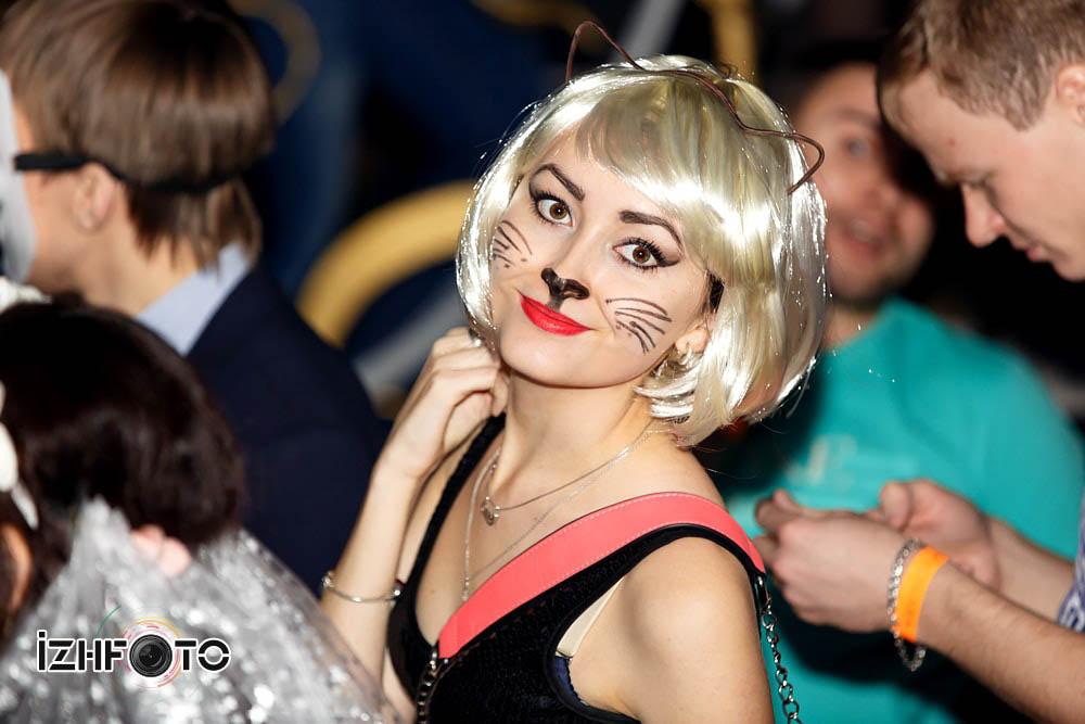 Вечеринки в клубах Ижевска