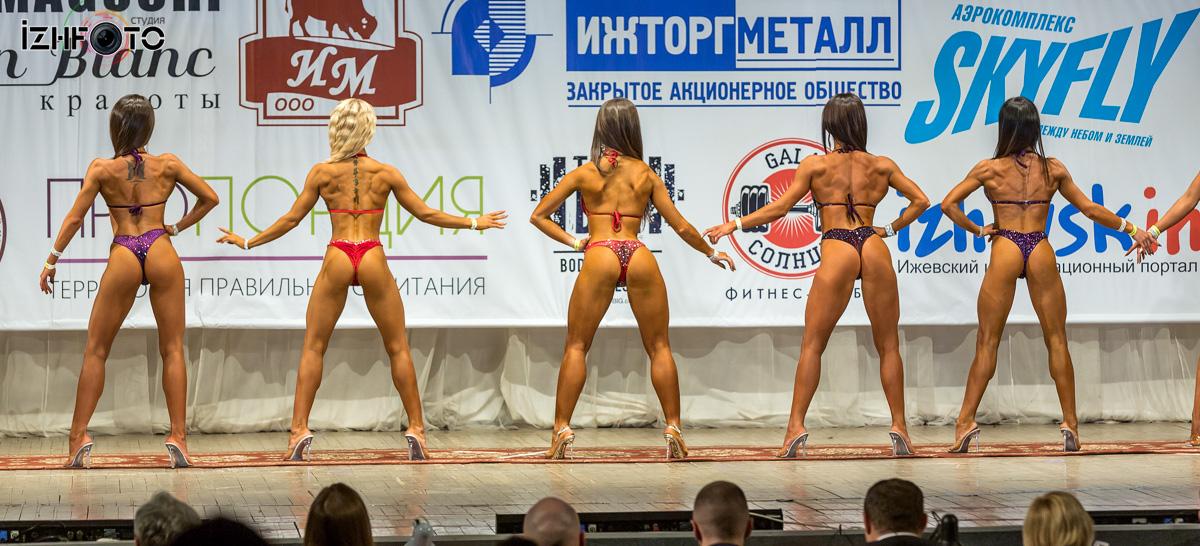 Фото с конкурса фитнес бикини