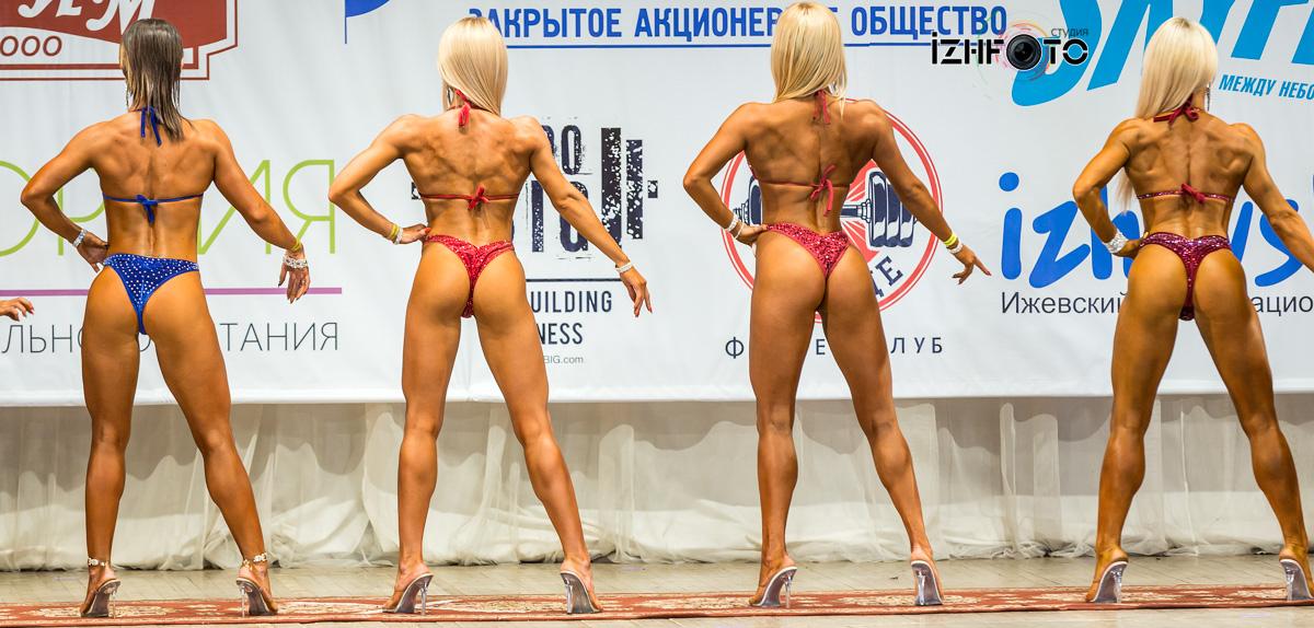 Обязательные позы для сравнения фитнес бикини Фото
