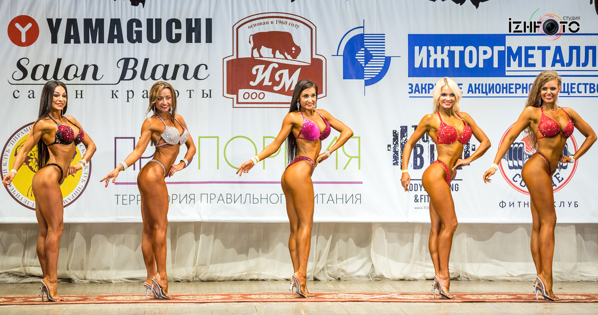 Соревнования фитнес бикини Фото