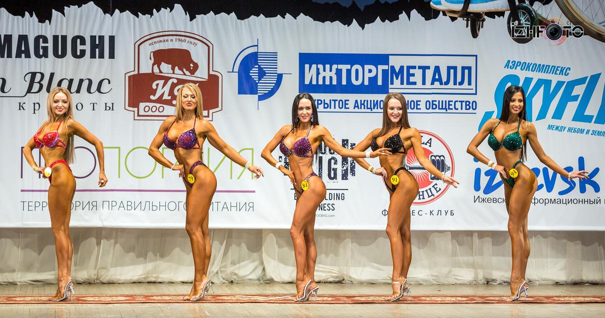 Фото участниц соревнований фитнес бикини