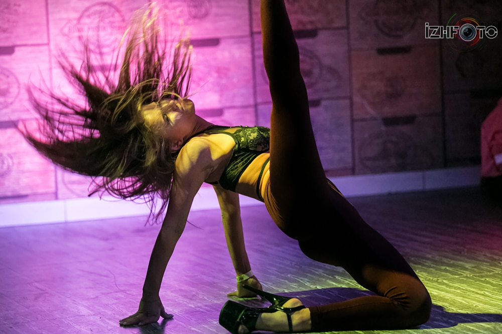 Фотографии с конкурса хореографии