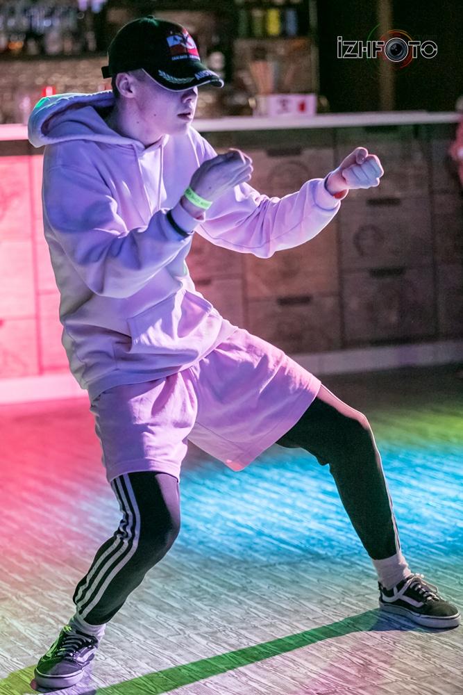 Выступления танцевальных школ Ижевска