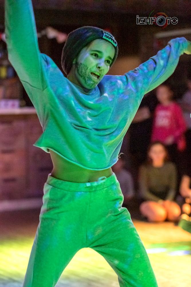 Фото с танцевальных конкурсов