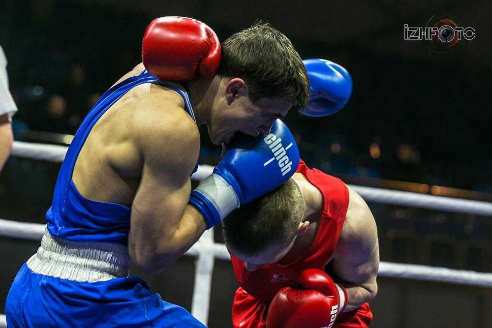 Командный Кубок России по боксу Ижевск