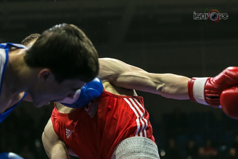 Кубок России по боксу Ижевск