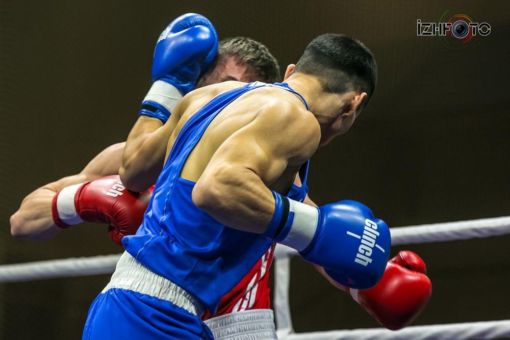 Первый день кубка России по боксу Ижевск