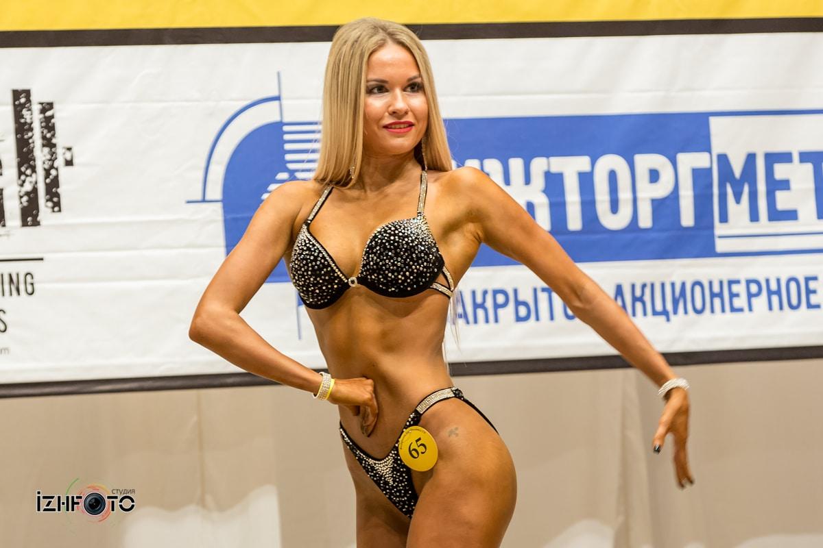 Первенство ПФО 2019 Ижевск Фитнес бикини