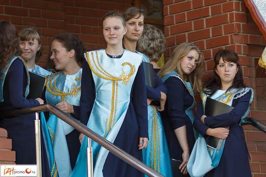 Праздник Крещения Руси Ижевск