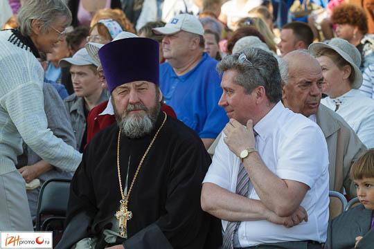 Церковные праздники в Ижевске
