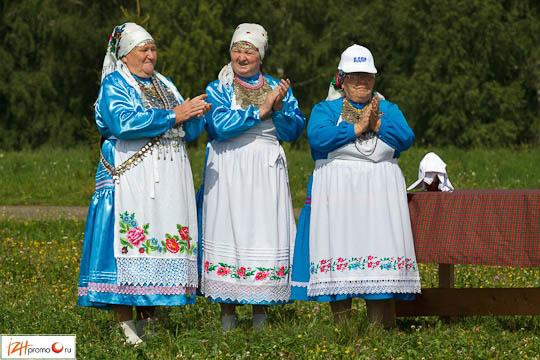 Праздник в Лудорвае