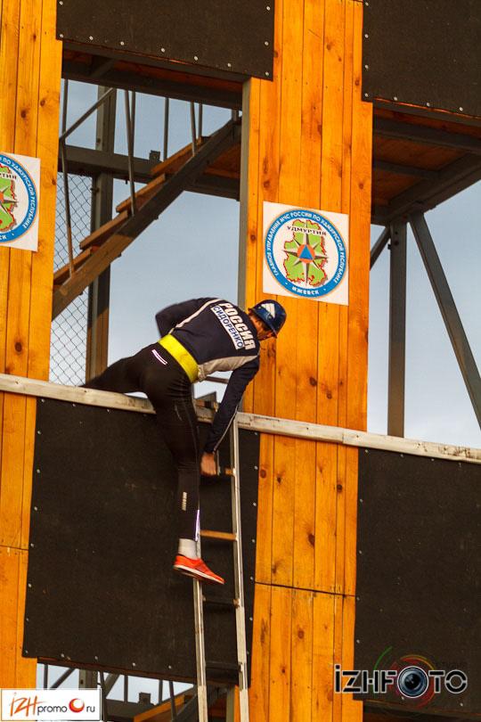 Пожарно-прикладной спорт Ижевск