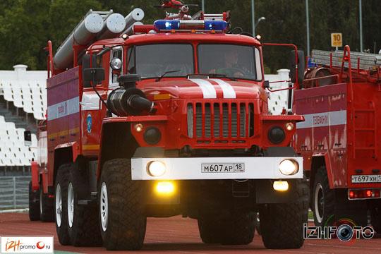 Пожарно-прикладная эстафета