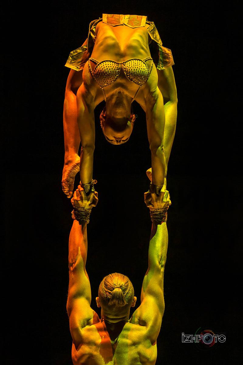Фестиваль Ижевск цирк 2019