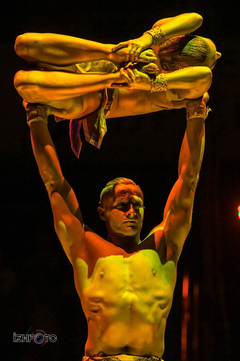Фестиваль цирк Фото