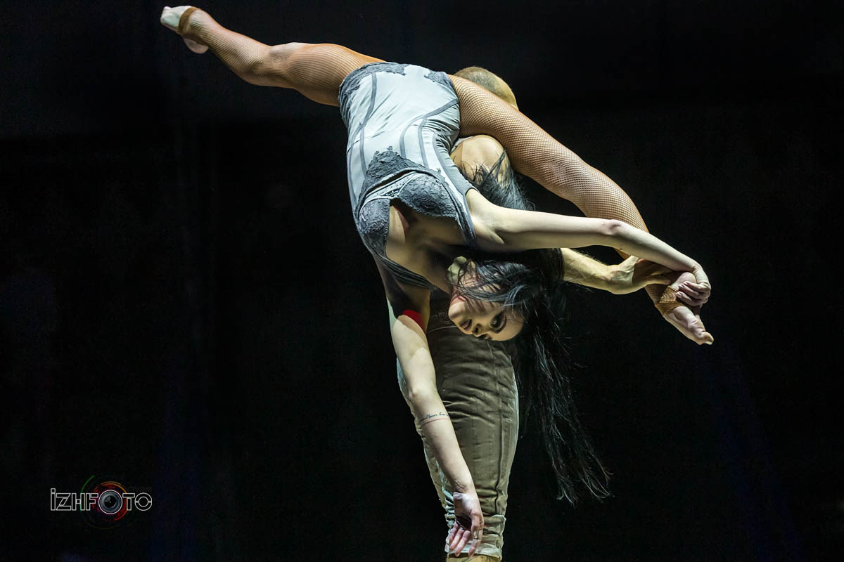Фестиваль Ижевск цирк