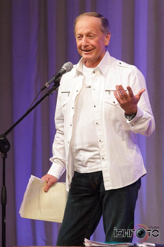 Михаил Задорнов 2012