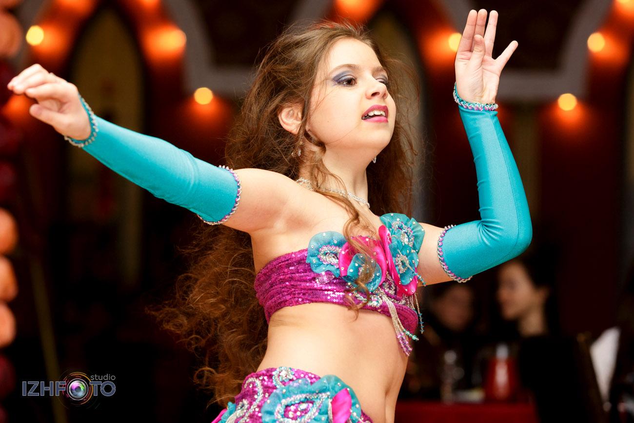 Студия арабского танца ДЖУМАНА, занятия в Ижевске