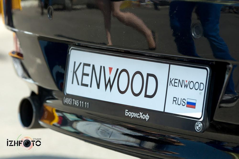 Кенвуд в Ижевске