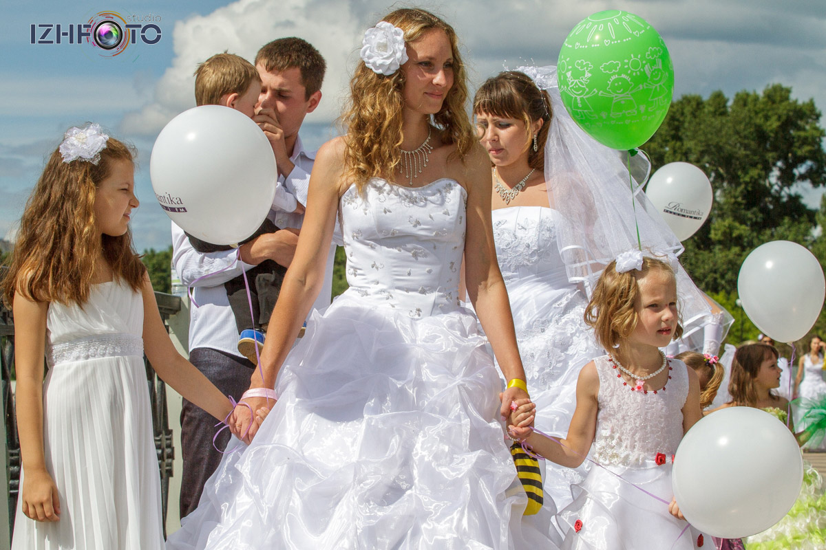 Места для фотосессий в Ижевске