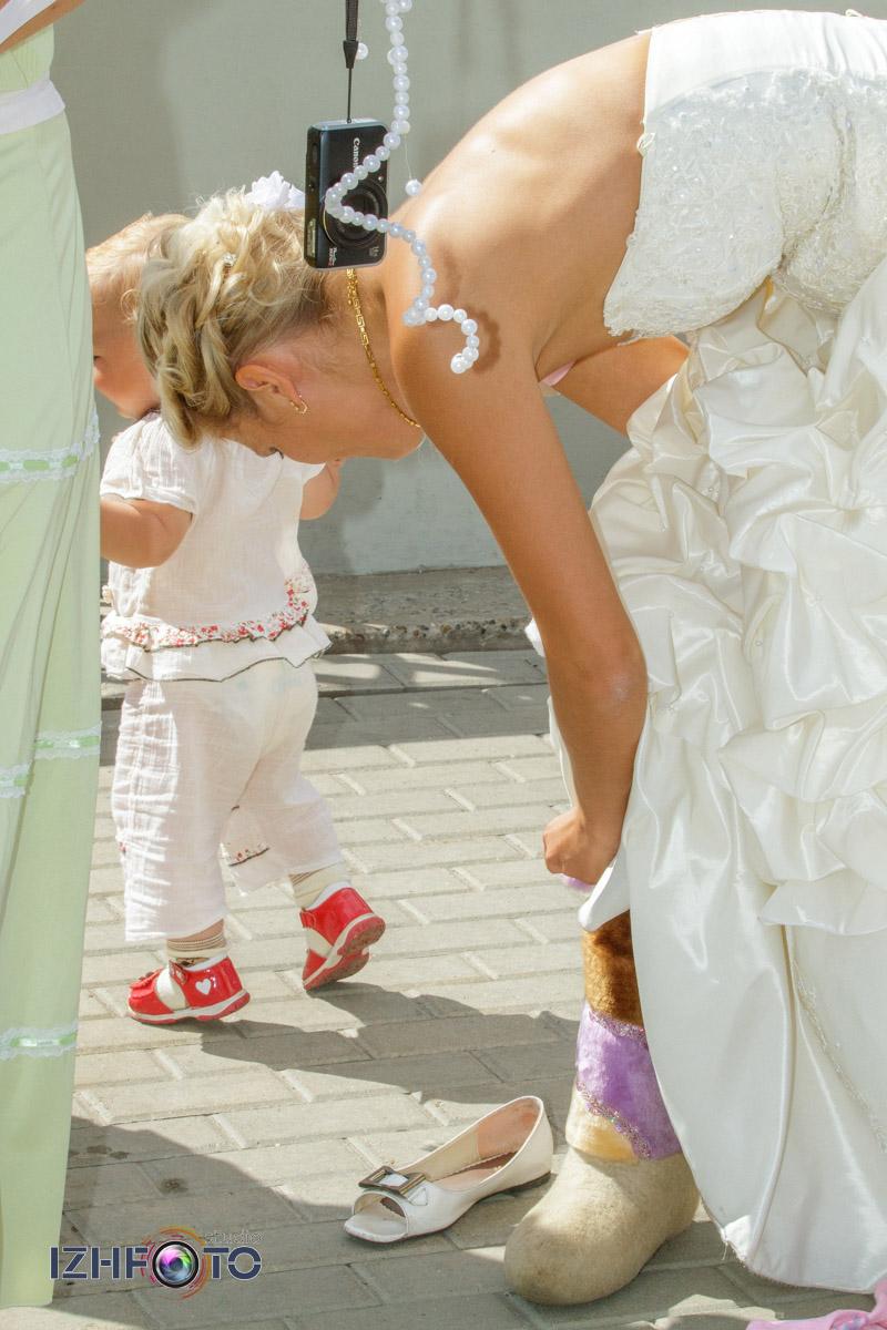 Старт Марафона невест Ижевск