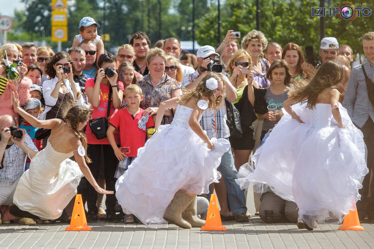 Претендентка на победу в Марафоне невест