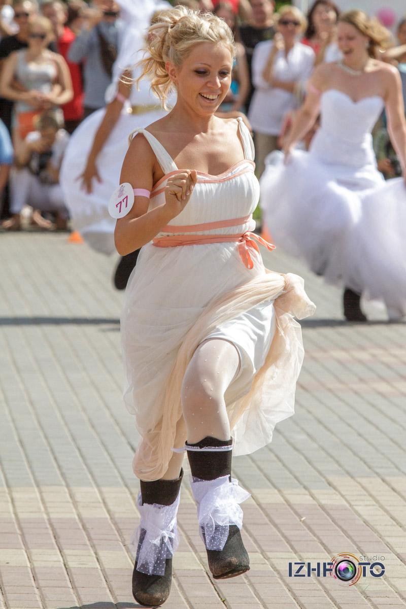 Свадебный марафон, Ижевск