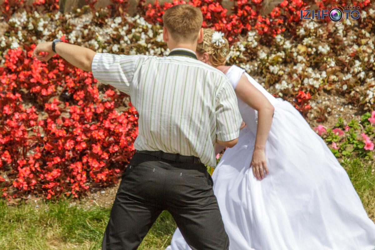 Свадебные фотосессии в Ижевске